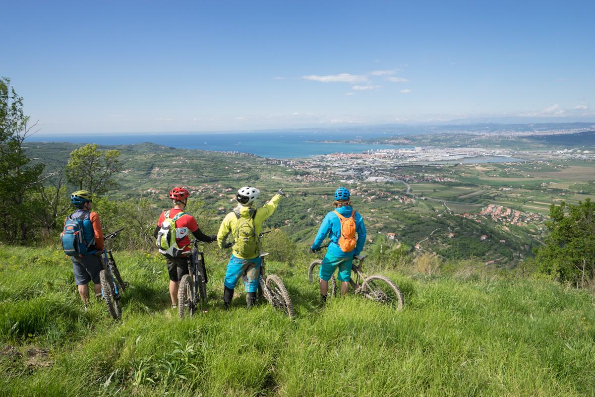 mountainbike slowenien